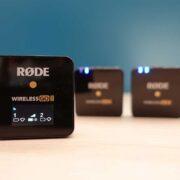 Беспроводная камера Rode Wireless Go II теперь может управляться через приложения Android и iOS (wireless go II blog 1)